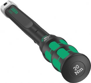 Wera 05075673001 Click-Torque XP 4 pre-set adjustable torque wrench for insert tools